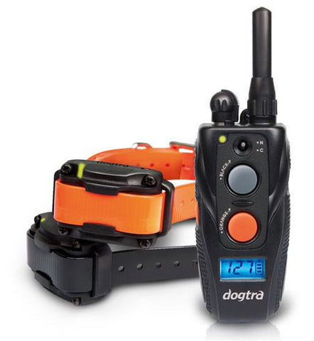 Dogtra 1/2 Mile 2-Dog Compact Remote Trainer 282C - Peazz.com