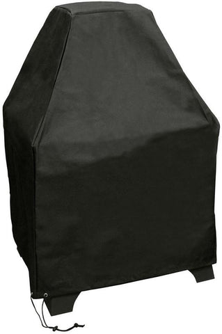 Landmann 29396 Redford Cover Black Polyester With Pvc Lining - Peazz.com