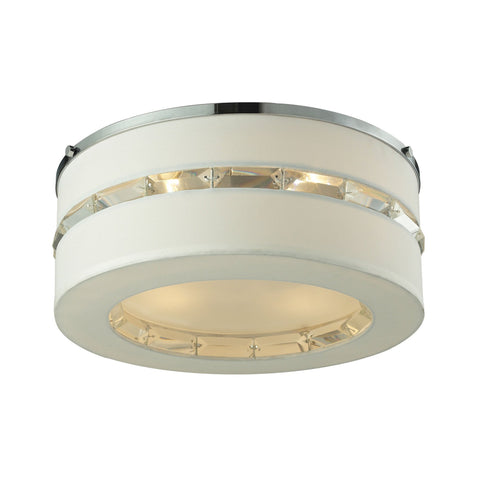 ELK Lighting 31625/4 Regis Collection Polished Chrome Finish - PeazzLighting