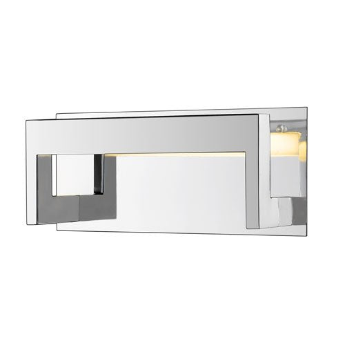 1 Light Architectural Wall Sconce