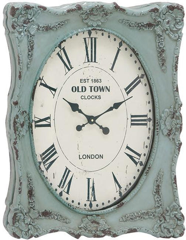 Benzara 34936 The Comely Wall Clock