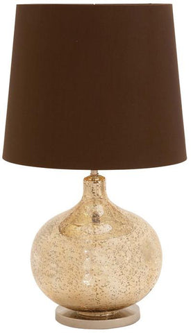 Benzara 40141 Table Lamp With Classic Styling And Modern Detailing