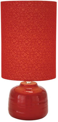 Benzara 40185 Awestruck Styled Ceramic Table Lamp