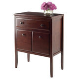Winsome Wood 40728 Orleans Modular Buffet with Drawer & Cabinet - Peazz.com - 2