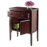 Winsome Wood 40728 Orleans Modular Buffet with Drawer & Cabinet - Peazz.com - 4