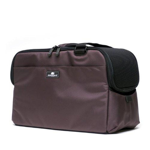 Sleepypod Atom AT-CHO Metro Pet Carrier (Dark Chocolate) Small - Peazz.com