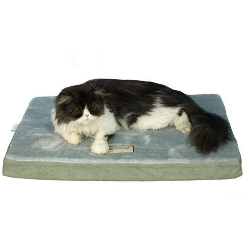 Armarkat Memory Foam Orthopedic Pet Bed With Waterproof Lining Two Color Available