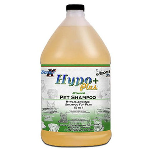 Double 17955 Hypo Plus Shampoo, Gallon - Peazz Pet