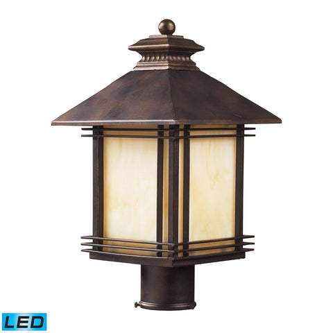 ELK Lighting 42104/1-LED Blackwell Collection Hazlenut Bronze Finish - PeazzLighting
