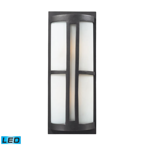 ELK Lighting 42396/2-LED Trevot Collection Graphite Finish - PeazzLighting