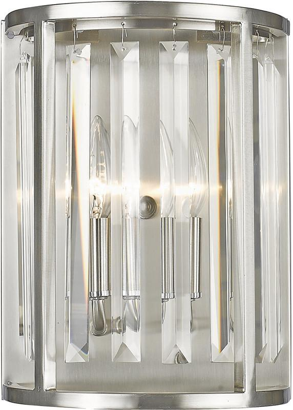 Collection | Sconce | Finish | Clear | Light | Wall
