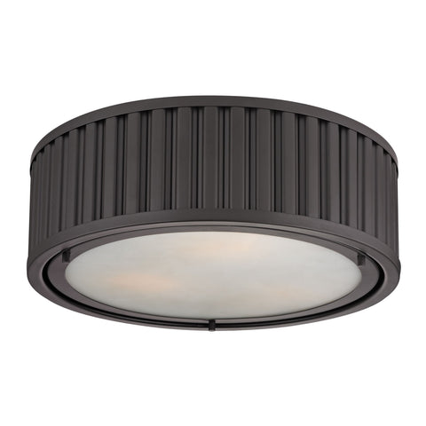 ELK Lighting 46131/3 Linden Manor Collection Oil Rubbed Bronze Finish - PeazzLighting