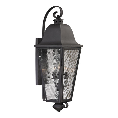 ELK Lighting 47103/4 Forged Brookridge Collection Charcoal Finish - PeazzLighting