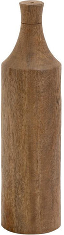 Benzara 47427 Simply Exquisite Wood Medium Turning