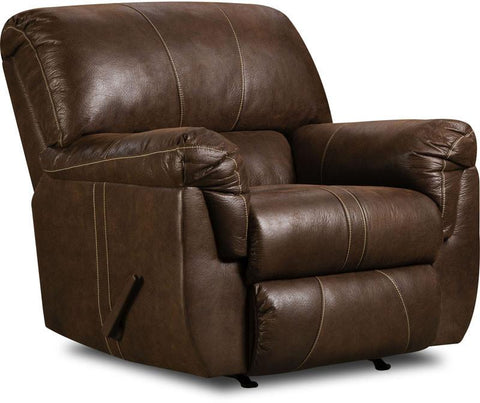 United Furniture Industries 50364BR-19 Renegade Mocah Rocker Recliner - Peazz.com