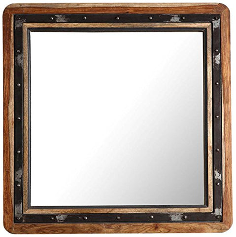 Ren-Wil MT1461 Oxley Mirror by Jonathan Wilner, 30 by 30-Inch