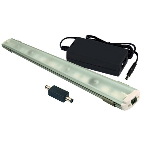 "Jesco Lighting KIT-S301LED48-30-A 48"" Indoor LED Linear Lighting Strip Kit"