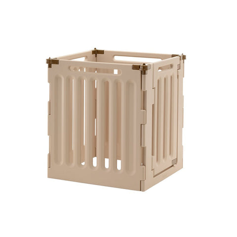 Richell R94191 Convertible Indoor/Outdoor Pet Playpen 4 Panel