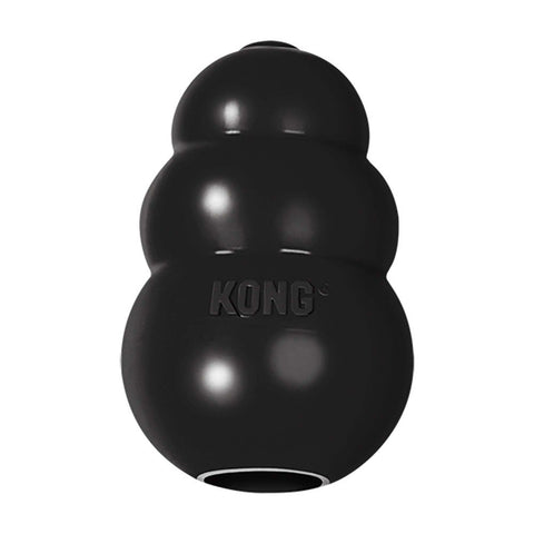 Kong Extreme Dog Toy, Black Large - Peazz Pet