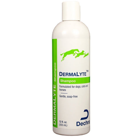 DermaPet 10871 DermaLyte Shampoo, 12 oz - Peazz Pet