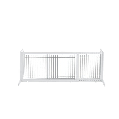 Richell R94157 Freestanding Pet Gate HL