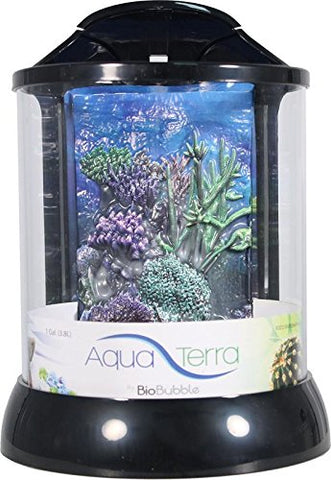 BioBubble BIO-20080501 3D Background for AquaTerra 1 Gallon