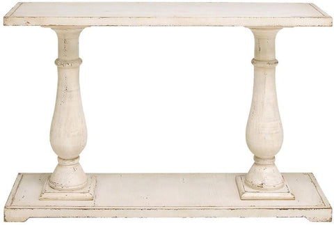 Benzara 52786 Console Table With Refined And Elegant Style In Light Brown