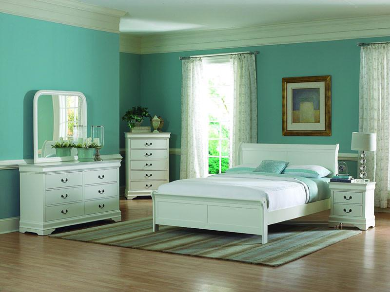 Homelegance 539FW-1 Mayville Collection Color White