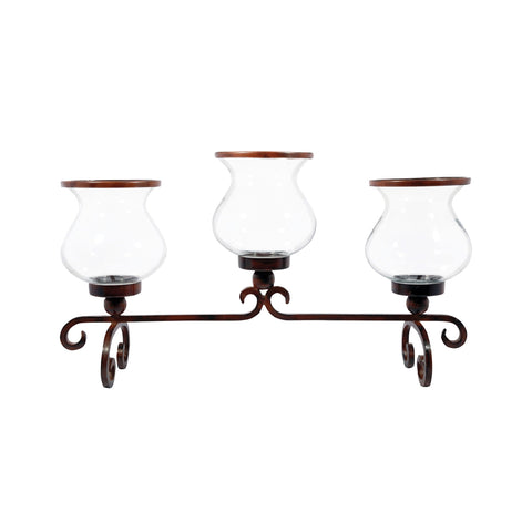 Pomeroy POM-545214 Bandera Collection Montana Rustic,Clear Finish Accessory