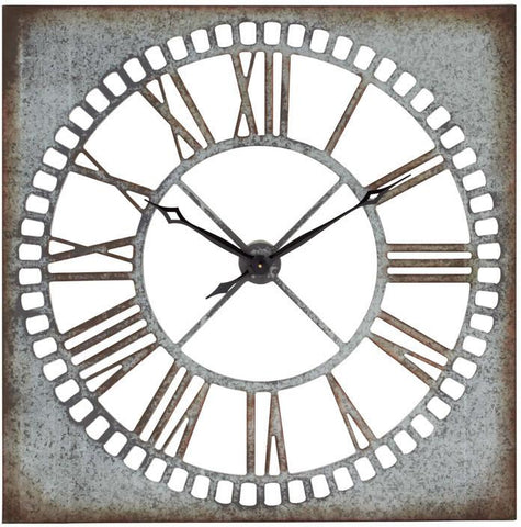 Benzara 55509 Manhattan Exclusive Wall Clock