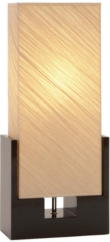 Benzara 60011 Wood Table Lamp For Any Room