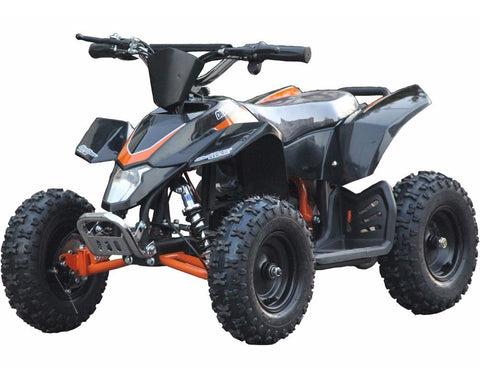 MotoTec MT-ATV3-Black Mini Quad v3 Black