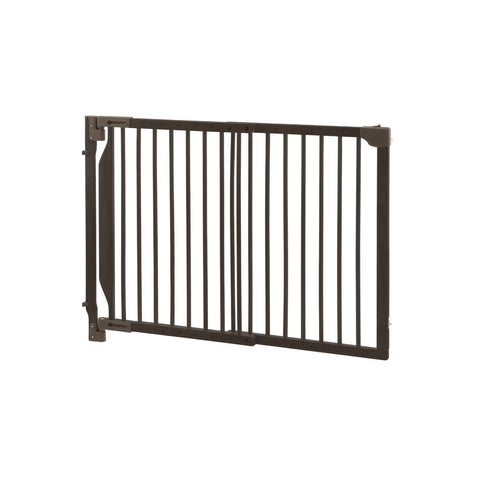 Richell R94182 Expandable Walk-Thru Pet Gate
