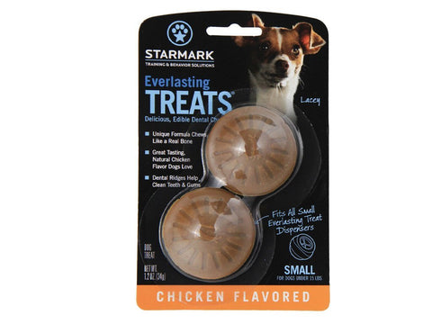 StarMark TCETXSC Everlasting Treats Small Chicken 2 pack