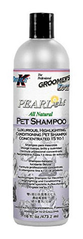 Double 17940 Pearl Light Shampoo, 16 oz - Peazz Pet