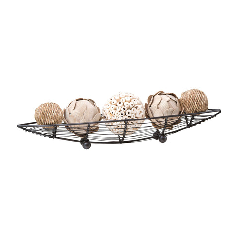 Pomeroy POM-636578 Botanica Collection Rustic,Naturals Finish Accessory