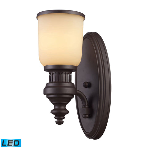 ELK Lighting 66130-1-LED Chadwick Collection Oiled Bronze Finish - PeazzLighting
