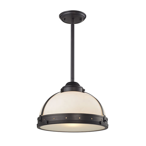 ELK Lighting 66361/1 Braiden Collection Oil Rubbed Bronze Finish - PeazzLighting