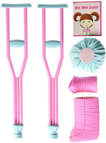 "Madame Alexander 18"" Get Well Accessory Pack - Peazz.com - 1"