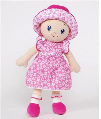 "Madame Alexander 69100 My First Baby Snuggle Doll 14"" - Peazz.com"