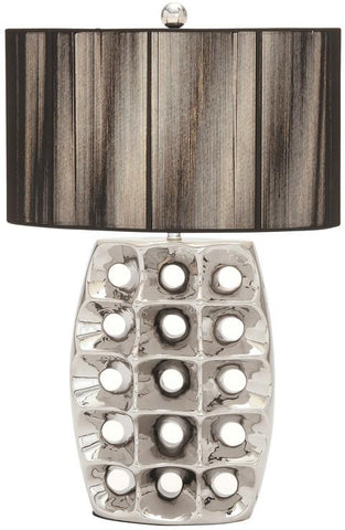 "Bayden Hill Ceramic Table Lamp 28""H - Peazz.com"