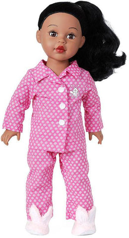 "Madame Alexander A/A Let's Have a Sleepover Doll, 18"" - Peazz.com"