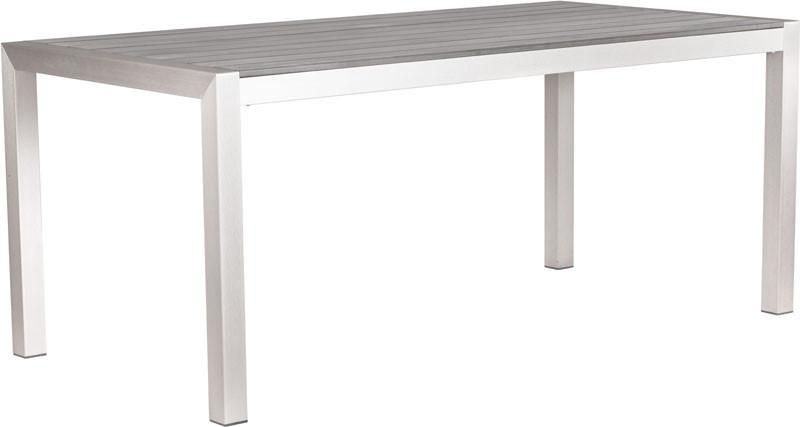 Dining Table Color Brushed Aluminum Brushed Aluminum Metropolitan 1849 Product Photo
