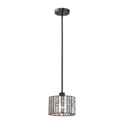 ELK Lighting 70211/1 Ethan Collection Tiffany Bronze Finish - PeazzLighting