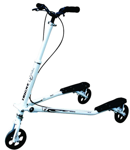 Trikke T7F Convertible Carving Vehicle - T7F-WTBK - Peazz.com