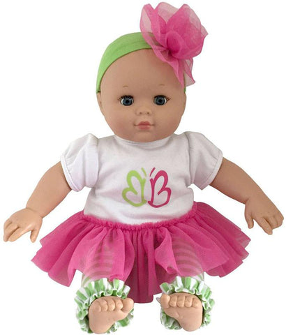 Madame Alexander Babble Baby Little Sister Doll - Peazz.com