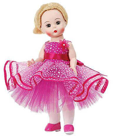 "Madame Alexander Birthday Wishes 8"" Blonde Doll - Peazz.com - 1"