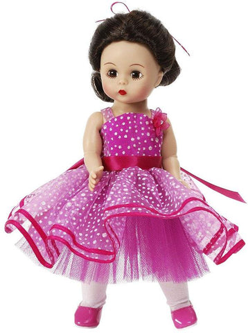"Madame Alexander Birthday Wishes 8"" Brunette Doll - Peazz.com - 1"