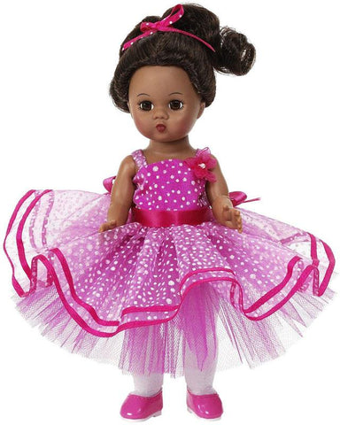 "Madame Alexander Birthday Wishes 8"" Dark Skin Tone Doll - Peazz.com - 1"