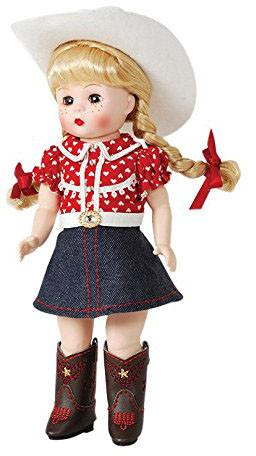 "Madame Alexander Boots and Bling 8"" Doll - Peazz.com - 1"